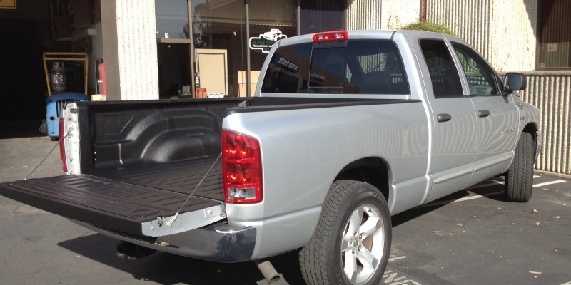 dodge truck bed